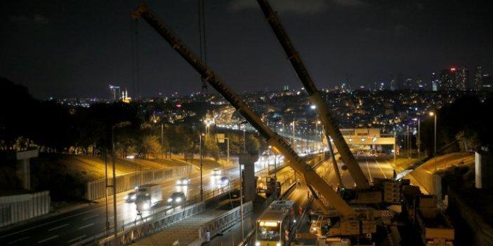 İstanbullular dikkat! Hafta sonu da bu yollar kapalı