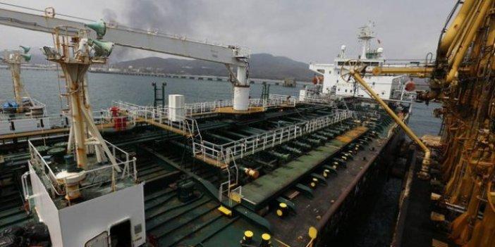 ABD, İran'a yaptırımları delen tanker gemilere el koydu