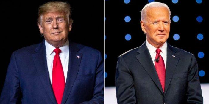 Trump'tan Biden hakkında şok iddia