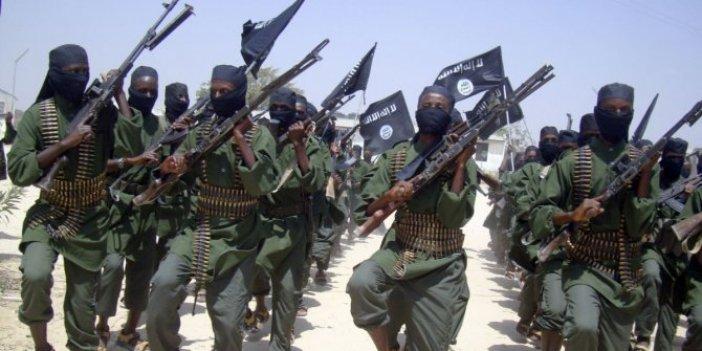 33 çocuğu rehin alan teröristlere baskın