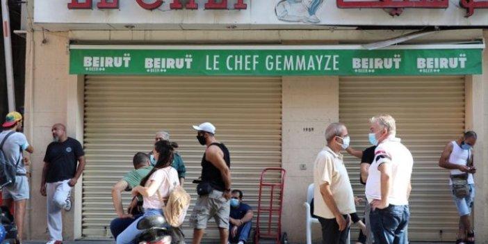 Patlamada zarar gören sembol lokantaya ünlü aktörden yardım
