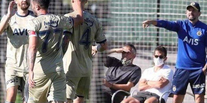 Geldiği gibi pazubandını taktı! İşte Fenerbahçe'nin yeni kaptanı.
