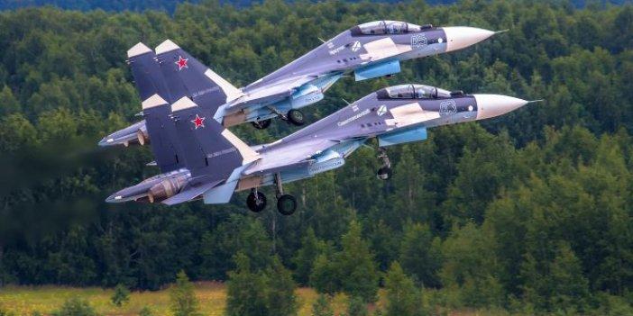 Karadeniz'de sıcak dakikalar Rus jetinden ABD istihbarat uçağına önleme