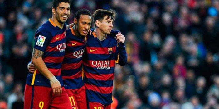Barçelona'da Messi, Neymar, Suarez organizasyonu: Çöküşün sebebi üçlü Whatsapp grubu