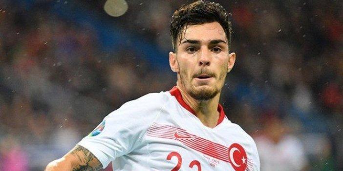 İtalyan ekibi, milli yıldız Kaan Ayhan'ın transferini resmen açıkladı