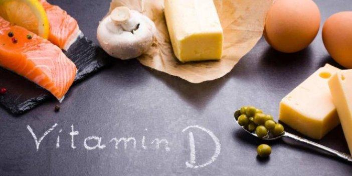 Vücudun immünomodülatörü D vitamini