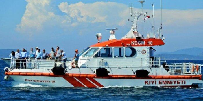 Kıyı Emniyeti Genel Müdürlüğü'ne 32 personel alınacak