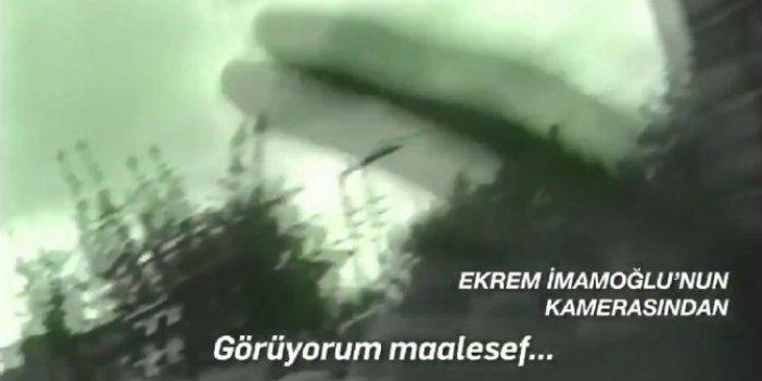İşte Ekrem İmamoğlu'nun kamerasından 17 Ağustos depremi! Paylaşırken kritik bir uyarıda bulundu