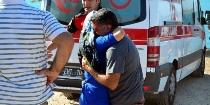 Fotoğrafları yürekleri dağlamıştı: Genç Ali Şan hayata tutunamadı