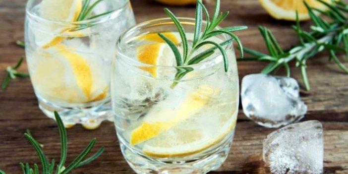 2 bin 500 yıl önce başlayan yöntem! Limonlu suyun müthiş faydaları