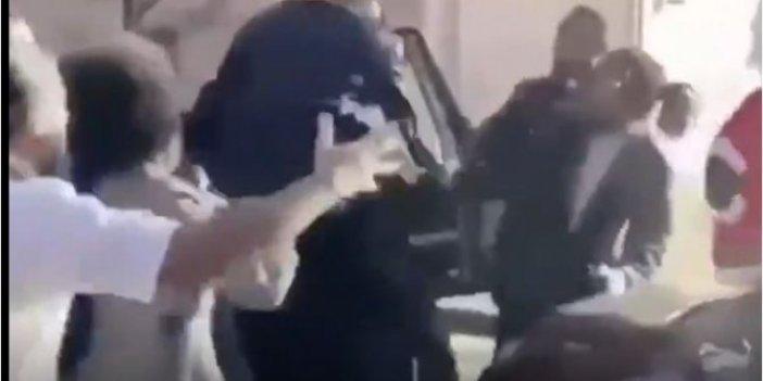 Tabuttan çıkardığı cesedi arabanın üzerine fırlattı: Paranın gözü kör olsun