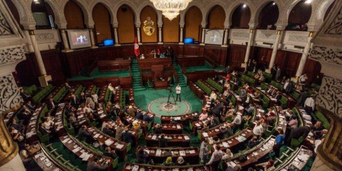 Tunus Meclisi'nden 'Filistin' açıklaması