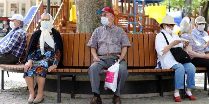 Vakalar arttıkça büyükşehirlere doğru geliyor! Eskişehir'de de 65 yaş kısıtlaması