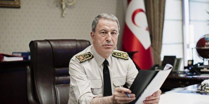 Akar: Libya'nın bütünlüğü için gayret içindeyiz