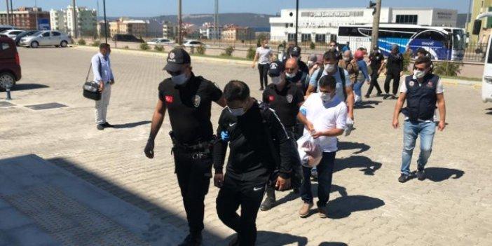 13 FETÖ'cü Yunanistan'a kaçamadan yakalandı