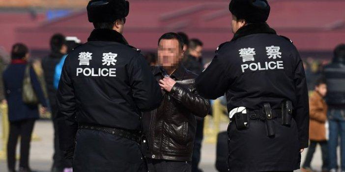 Şanghay Emniyet Müdürü gözaltına alındı