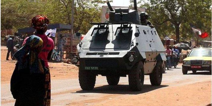 Afrika Birliği'nden Mali'deki darbe girişimine kınama
