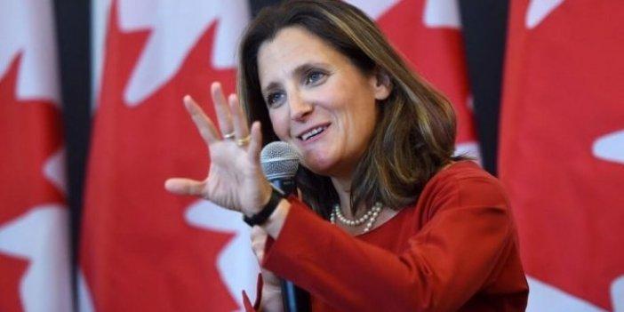 Kanada'da ilk kez bir kadın maliye bakanı oldu