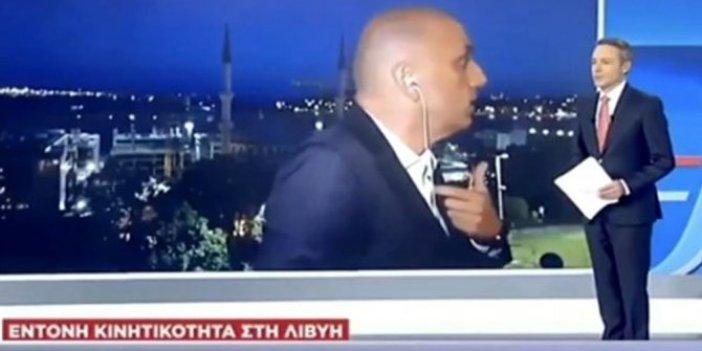 A haber muhabiri Yunanistan'da kahraman ilan edildi