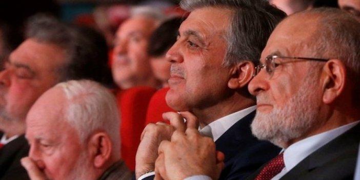 Temel Karamollaoğlu, Abdullah Gül'ün Cumhurbaşkanı adaylığı iddiaları için ne dedi?