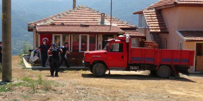 Kıbrıs gazisi kardeş katili oldu