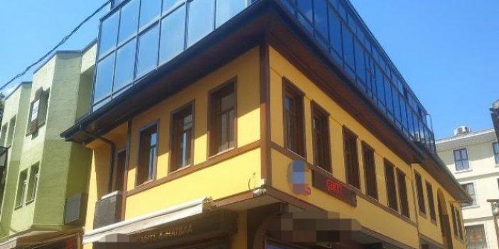 Bursa'da tarihi bina üzerine plaza çıktılar: Böylesi ne görüldü, ne duyuldu: İnanılır gibi değil