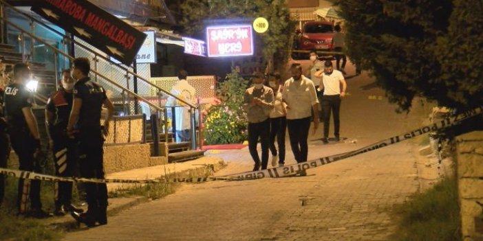 İstanbul'da uzun namlulu silahla kavga! 1 ölü