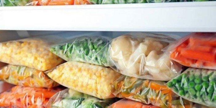 Uzmanlar uyardı! Dondurulmuş gıda paketinden korona virüs bulaşabilir