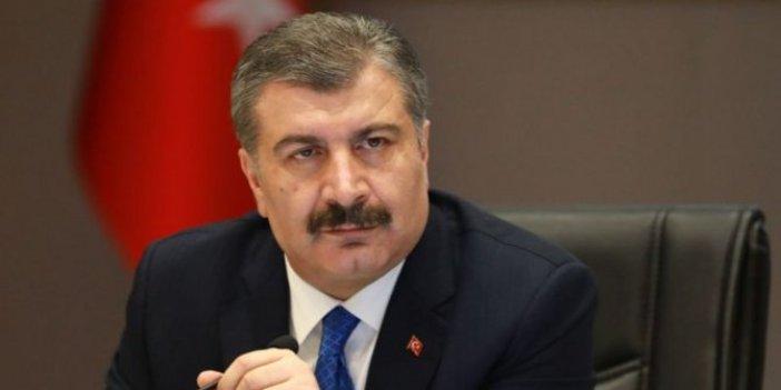 Sağlık Bakanı Fahrettin Koca açıkladı, Sağlık çalışanları büyük tepki gösterdi, bakan yine hedefte