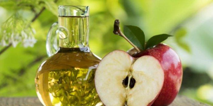 Ciltte ve saçta mucize etki: Elma sirkesi! Elma sirkesinin saça ve cilde faydaları nelerdir?