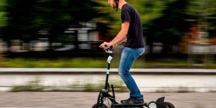 Bakan resmen duyurdu: Yüz binlerce insanın kullandığı scooterlara düzen geliyor
