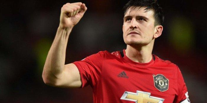 Manchester United kaptanı Harry Maguire gözaltında