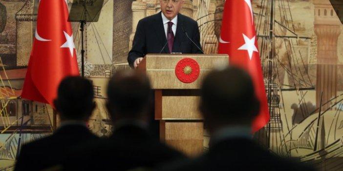Cumhurbaşkanı Erdoğan'ın müjdeyi açıklamasından sonra, spor ve magazin camiasından destek mesajları yağdı