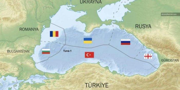 İşte doğalgaz rezervinin bulunduğu açıklanan Tuna-1 bölgesi