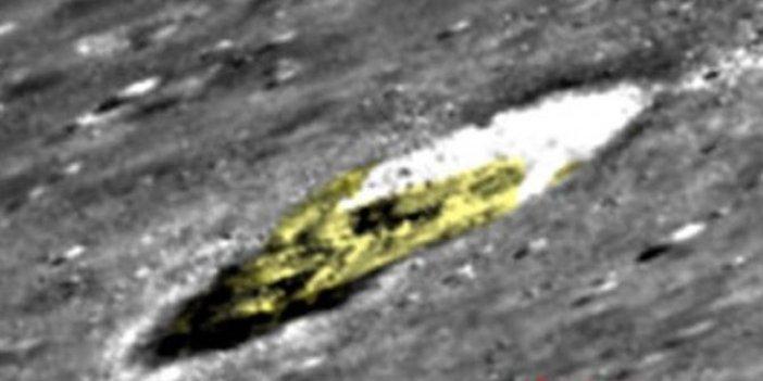 Ayda 100 metrelik uzay gemisi gizleniyor! NASA'nın gerçekleri sakladığı iddia edildi