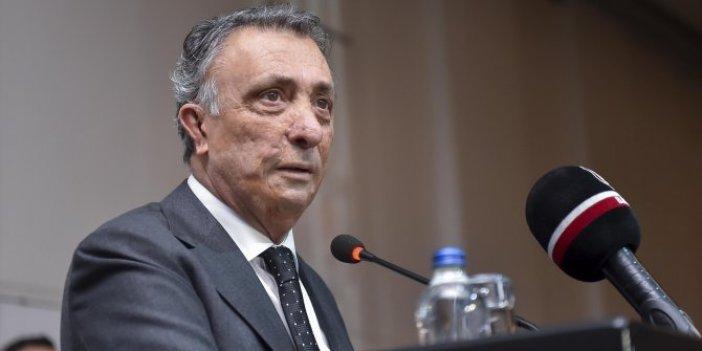 Beşiktaş Başkanı Ahmet Nur Çebi, Sergen Yalçın'la aralarında geçen diyaloğu anlattı