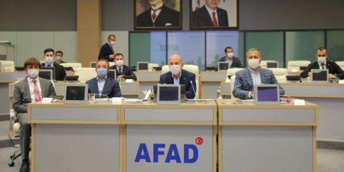 İstanbul'da deprem toplantısı yapıldı, İmamoğlu yine çağrılmadı!