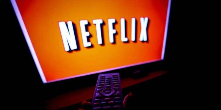 Netflix'in tepki çeken afişinin ardından sosyal medya ayağa kalktı