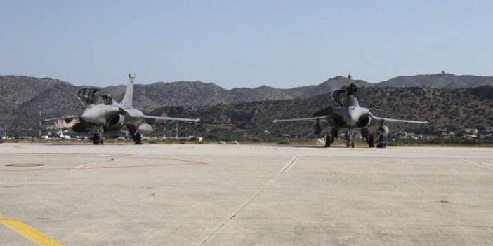 Birleşik Arap Emirlikleri Girit Adasına savaş uçağı gönderiyor