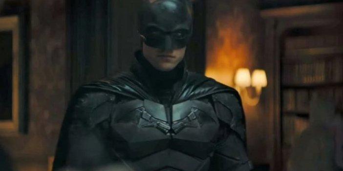 Robert Pattinson'lı The Batman'den ilk fragman