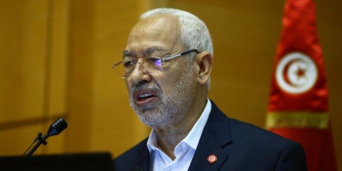 Tunus'ta meclis başkanından 'teknokrasi' açıklaması