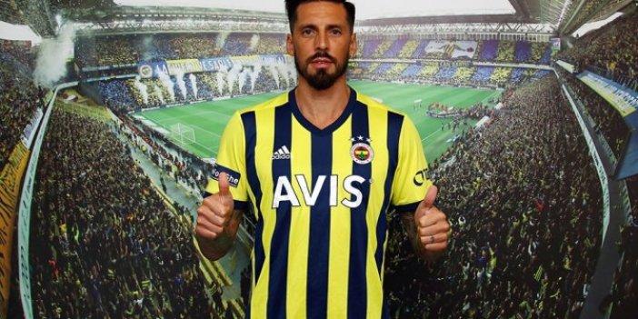 Fenerbahçeli Sosa'dan açıklama