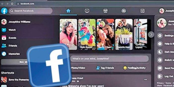 Sosyal medya devi Facebook eski yüzünü terk ediyor