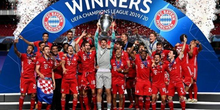 Bayern Münih UEFA Şampiyonlar Lig Şampiyonu