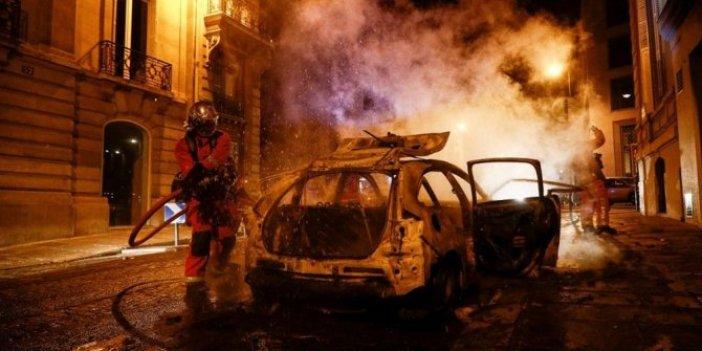 Paris kaçan şampiyonluğa yanıyor: 83 gözaltı!