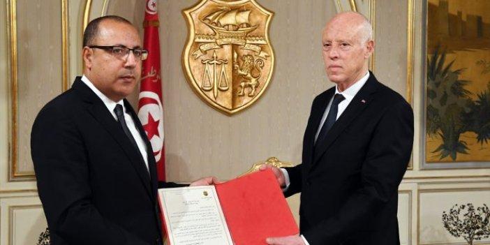 Tunus'ta teknokrat hükümet oluşturdu