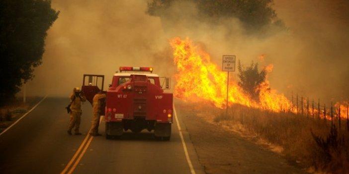 Kaliforniya'daki yangın felaketi! 7 kişi öldü