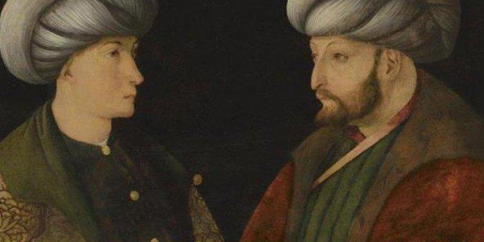 Fatih'in tablosu İstanbul'a ulaştı