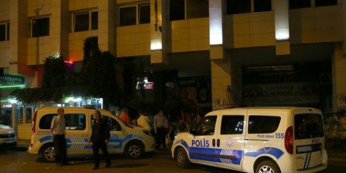 Ankara'da gece yarısı silah sesleri! Lokantada panik yarattı