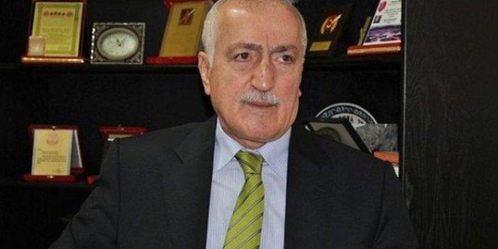 Yurt Partisi lideri Saadettin Tantan'dan gündemi sarsacak çözüm süreci iddiası